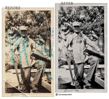 Photo Restoration / Repair